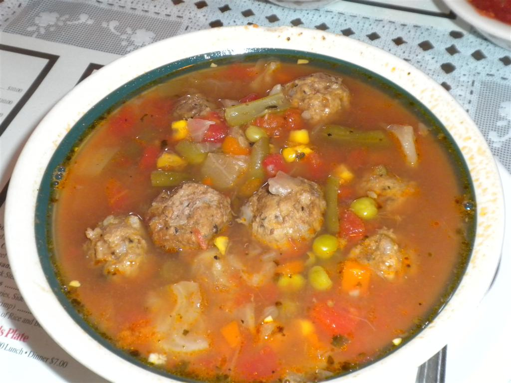 Mexican Meatball Albondigas Soup Recipes — Dishmaps