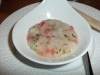 Raw sweet shrimp &amp;quot;cocktail&amp;quot;