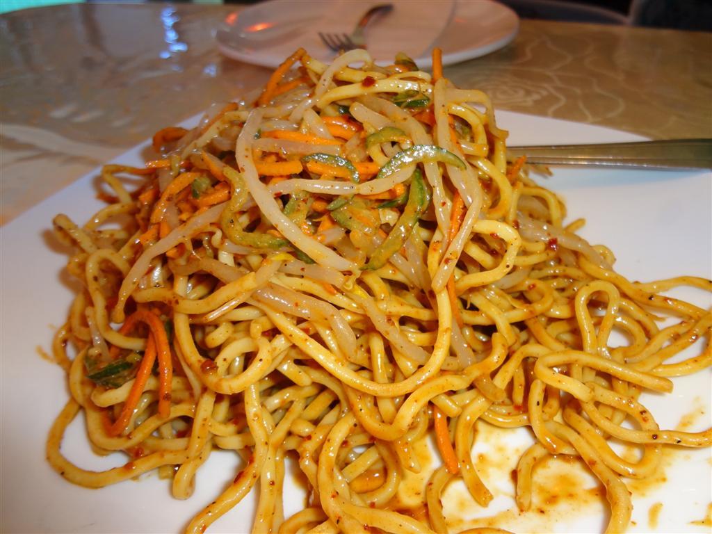 Beijing Hot Noodles Recipes — Dishmaps