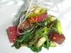 Ahi poki salad
