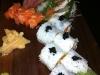 $120 sushi/sashimi platter
