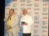 MC Robin Leach and Guy Savoy