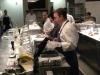 Bruno Morabito cooks a mean waffle