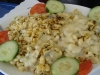 Spaetzle with cheese