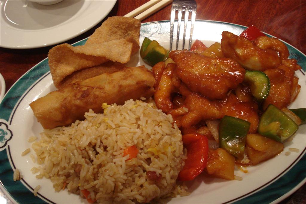 Chinese Food South Blvd