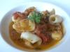 Calamari and shrimp in Guazzetto
