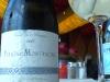 French wine in an Italian restaurant