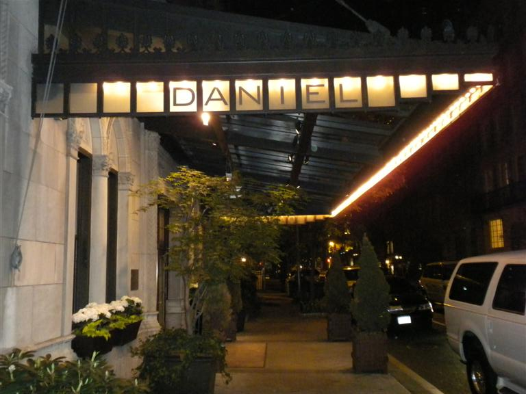 A religious experience at restaurant daniel eating las for American cuisine restaurants in nyc