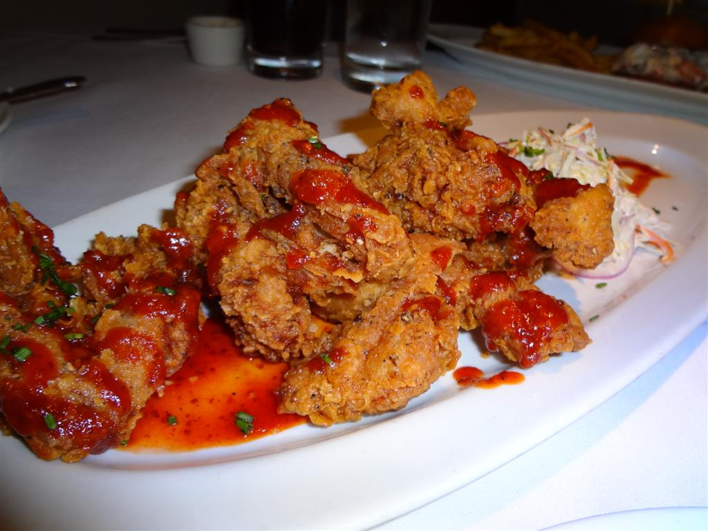 Crispy, spicy, succulent...and great