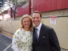 Cheryl MacPherson and Seth Schorr