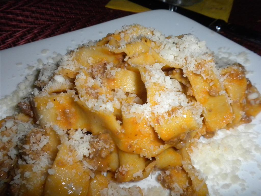 Pappardelle Bolognese Recipe38
