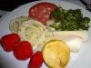 ELV's salad plate
