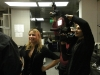 French film crew