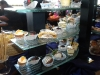 Classy dessert table