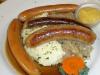 Wurst platter