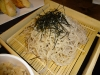 Cold soba