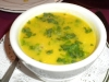 Yellow lentil dal
