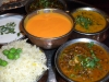 Vegetarian thali