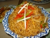 Mee krob noodles