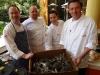 Chefs get crabby