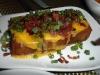 Baked potato pave