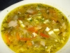 Kharcho meat/vegetable soup