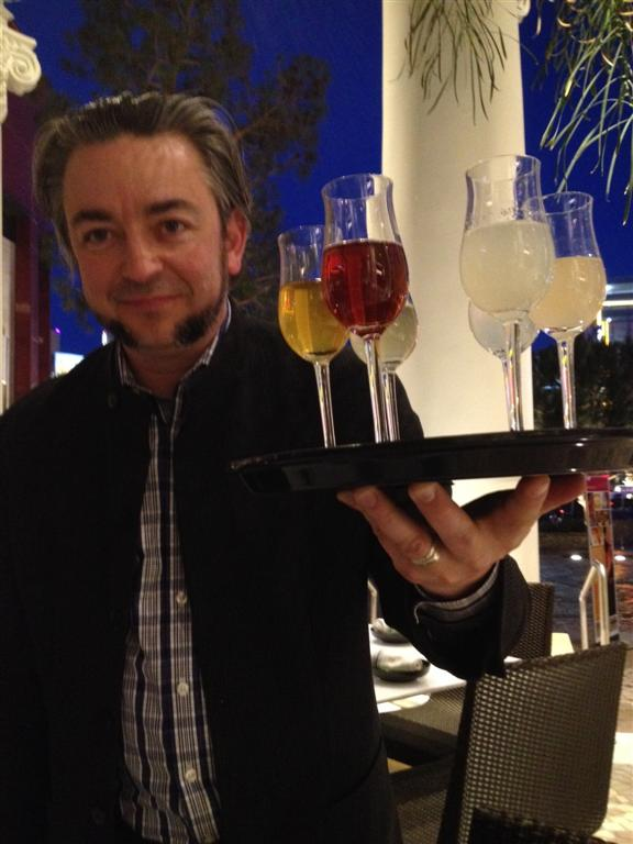 Matthias Merges Makes Merry Mixology