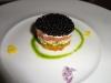 Caviar parfait