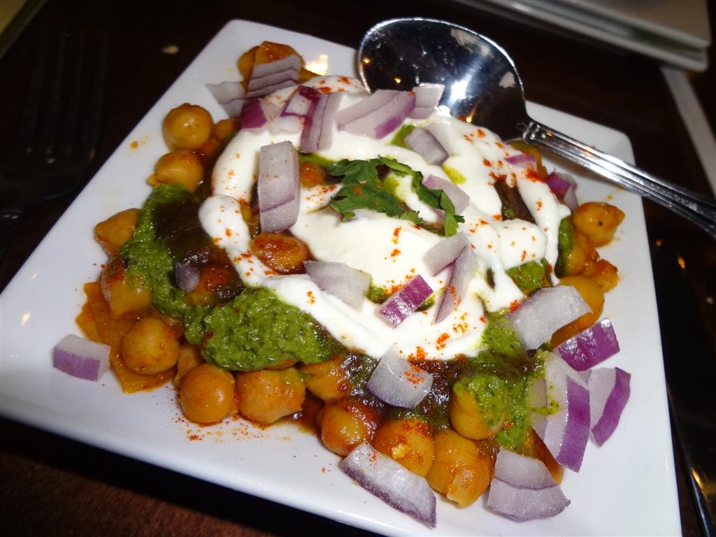 Let\'s chaat for a moment, shall we?