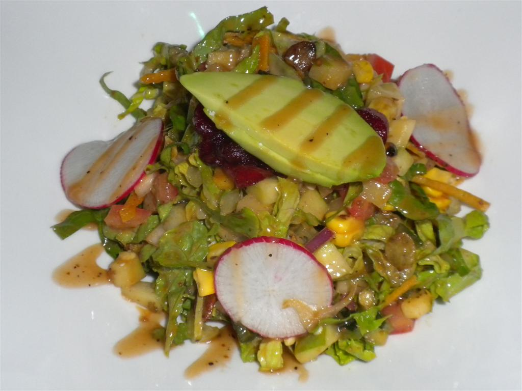 Mundo\'s chopped salad