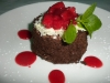 Forgettable chocolate dessert