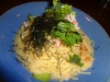 Mentaiko pasta