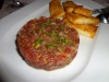 Decent tuna tartare