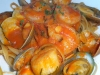 Seafood pasta