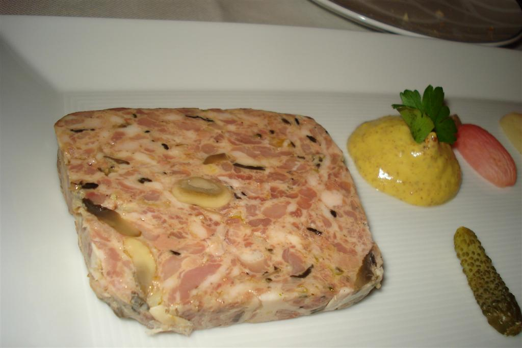 boulud brasserie pate de campagne eating las vegaseating
