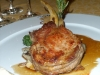 Veal chop perfection