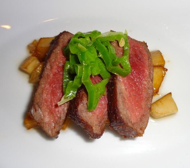 New Zealand grass-fed prime wagyu beef