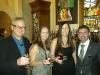 Steve Olson, Rachel, Wendy and Robert Smith