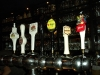 Brews on tap