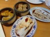 Cheong fun dumplings