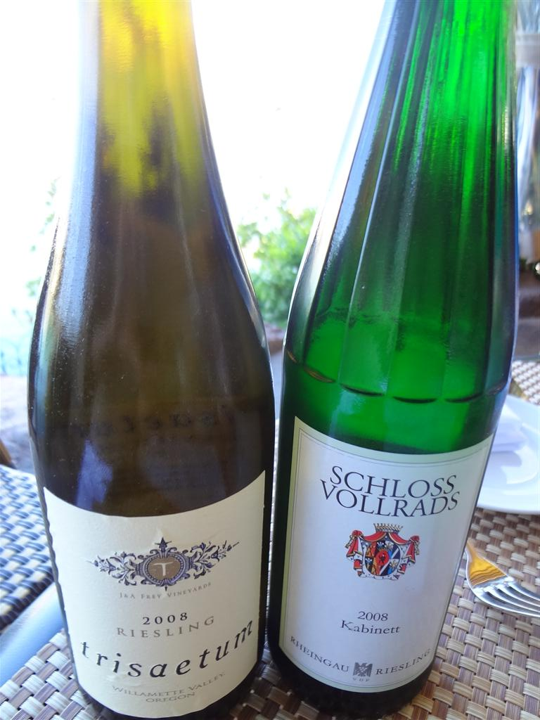 A Critique of Pure Rieslings