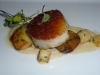Roasted sea scallop?
