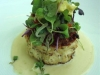 None-too-colossal crab cake