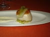 Oversalted scallop