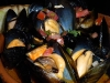 Penn Cove mussels