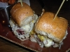 Pastrami sliders
