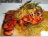 Roaster lobster tail