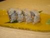 Jalapeno hamachi roll