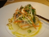Thai crispy sea bass