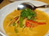 Panang pork curry